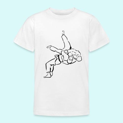 judo - T-shirt Ado