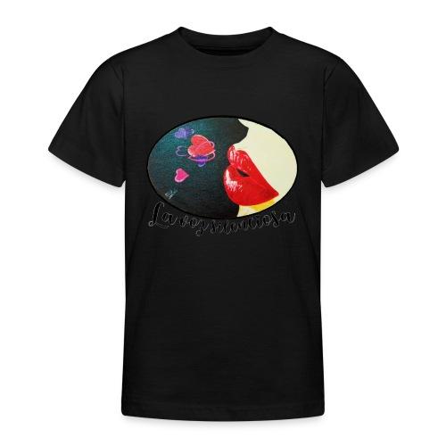 La Voz Silenciosa - Besos - Camiseta adolescente