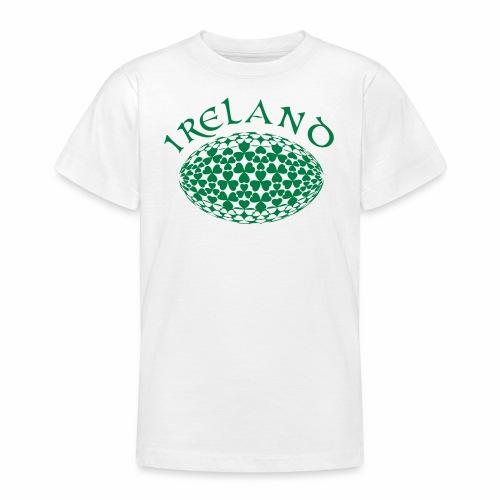 Ireland Rugby Ball - Teenage T-Shirt