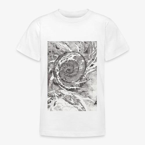 Decipher Entity by Rivinoya - Nuorten t-paita