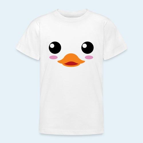 Pato bebé (Cachorros) - Camiseta adolescente
