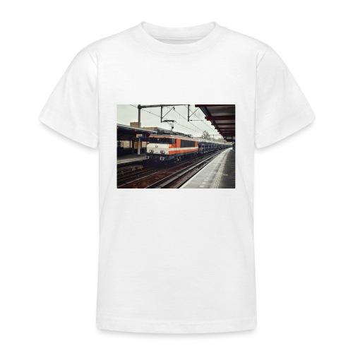 Goederentrein in Almere Buiten - Teenager T-shirt