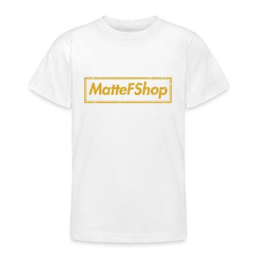 Gold Collection! (MatteFShop Original) - Maglietta per ragazzi