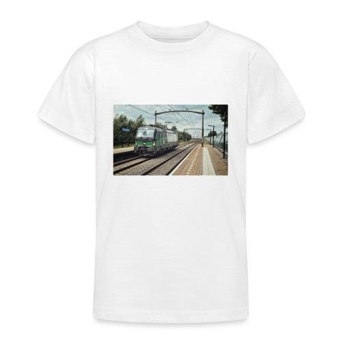 Goederentrein in Breda Prinsenbeek - Teenager T-shirt