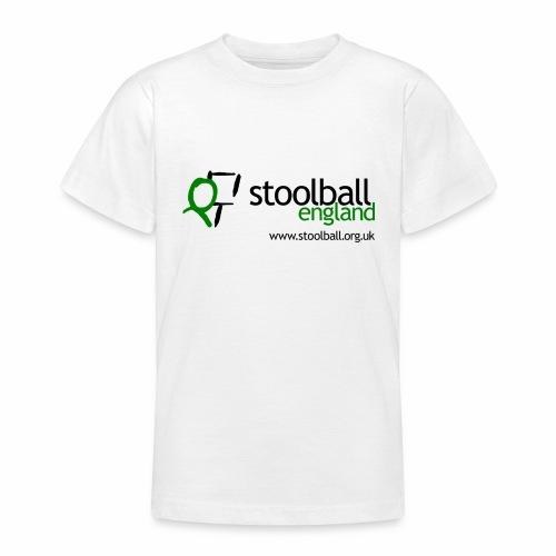 Stoolball England - Teenage T-Shirt