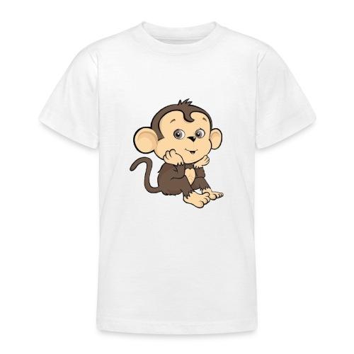 Monkey - T-shirt tonåring