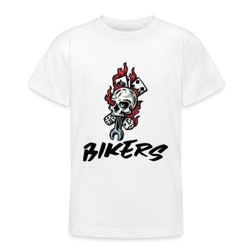 bikers 66 - T-shirt Ado