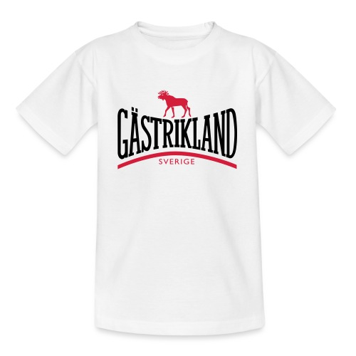 GÄSTRIKLAND - T-shirt tonåring