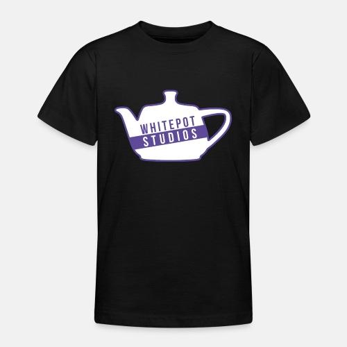 Whitepot Studios Logo - Teenage T-Shirt