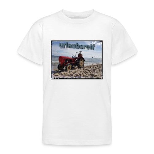 urlaubsreif - Teenager T-Shirt