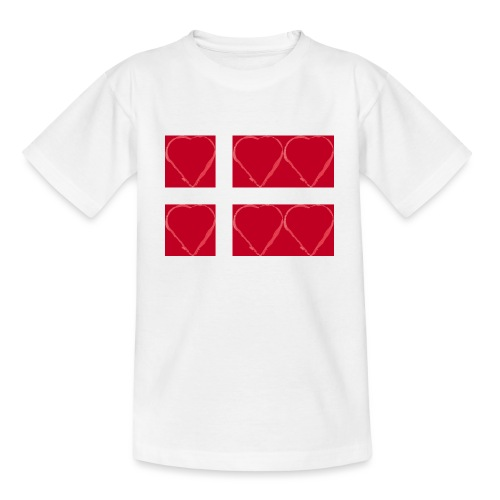 Dänemark 21.2 - Teenager T-Shirt