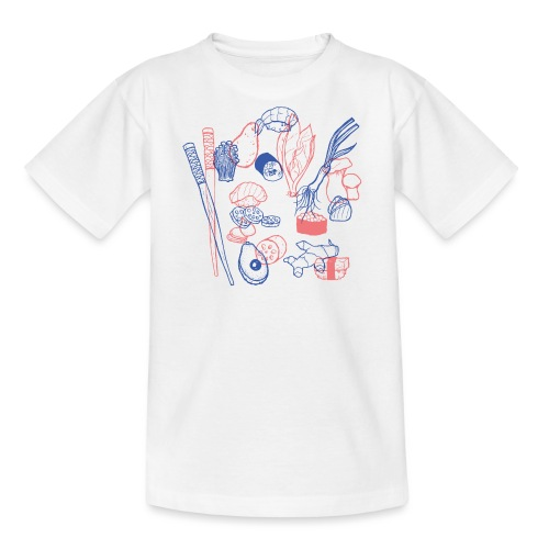 Sushi - Teenager T-Shirt