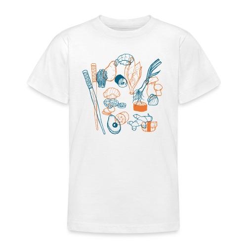 Sushi - Teenager T-Shirt
