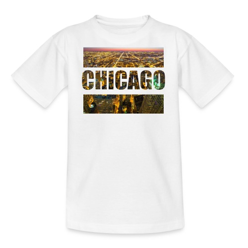 Chicago - Teenager T-Shirt
