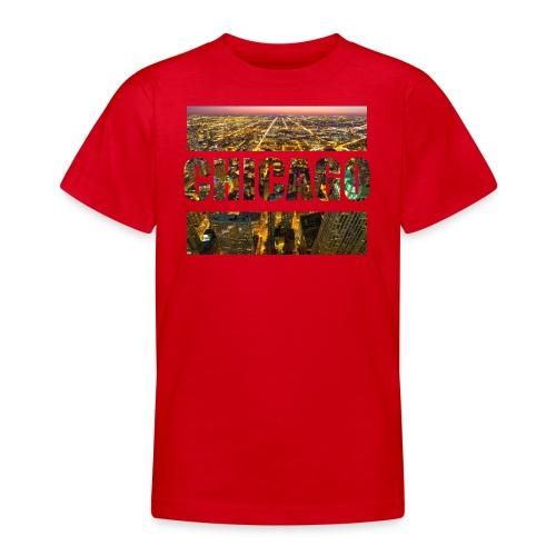 Chicago - Teenager T-Shirt