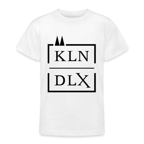Köln Deluxe - Teenager T-Shirt