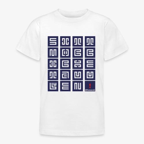 SittMocciche - Maglietta per ragazzi