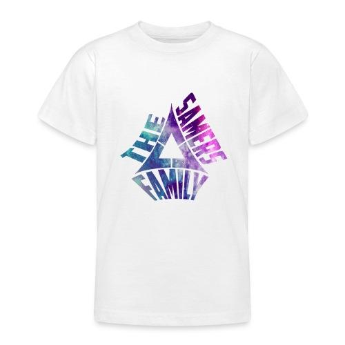 THESAMERSFAMILY-png - Camiseta adolescente