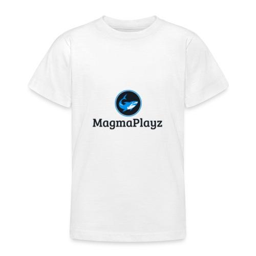 MagmaPlayz shark - Teenager-T-shirt