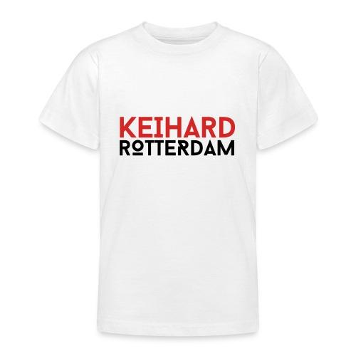 Keihard Rotterdam - Teenager T-shirt