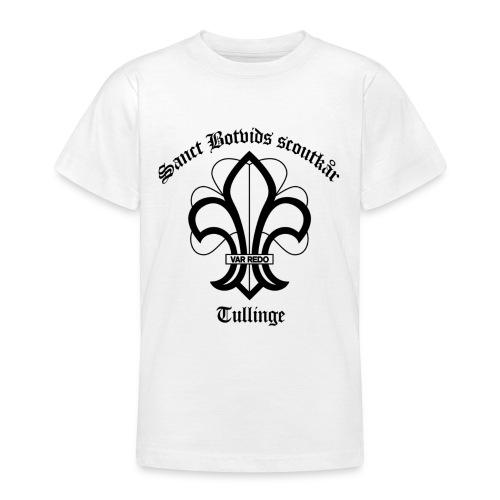 Sanct botvids scoutkår - T-shirt tonåring