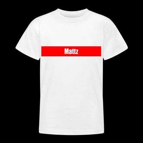 supräme mattz - T-shirt tonåring