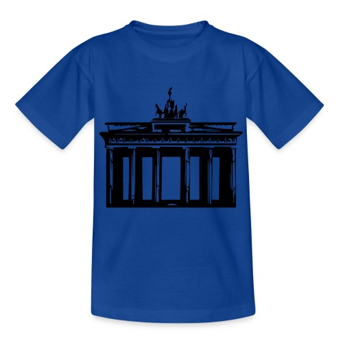 Brandenburger Tor - Teenager T-Shirt