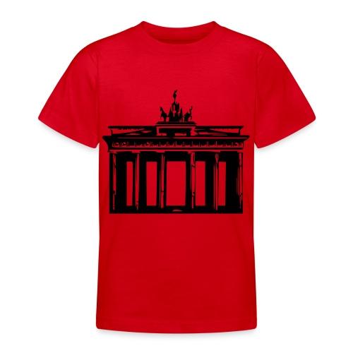 Brandenburger Tor - Teenager T-Shirt