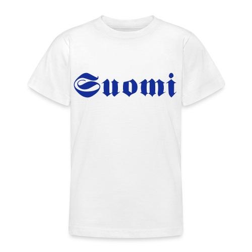 suomi - Nuorten t-paita