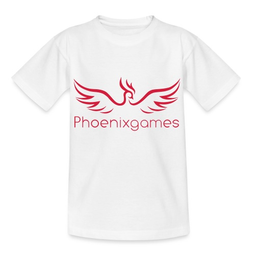 Phoenixgames - Teenager T-Shirt
