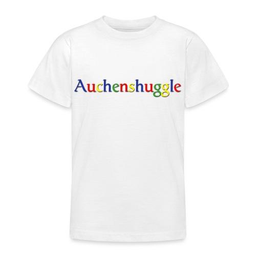 Auchenshuggle - Teenage T-Shirt
