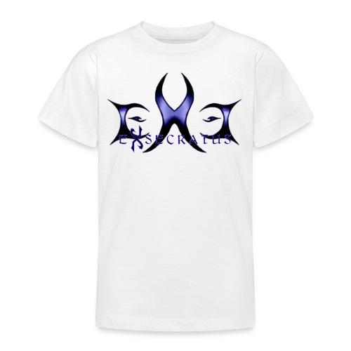 exe logo - Nuorten t-paita