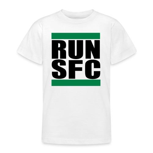 run sfc png - Teenager T-Shirt