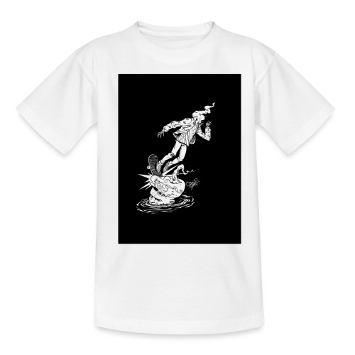 Head Breaker - Teenage T-Shirt