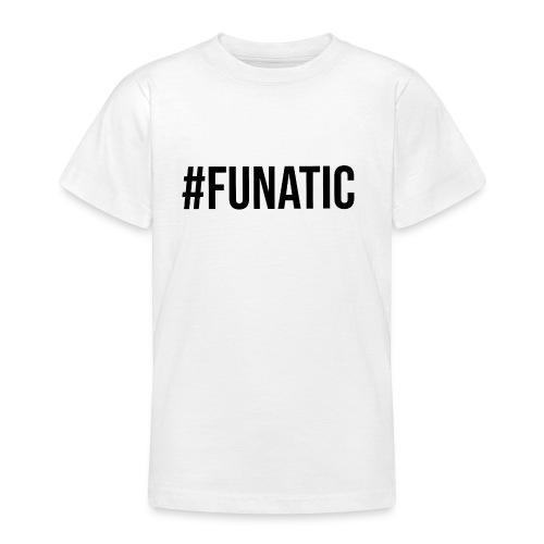 funatic logo - Teenage T-Shirt