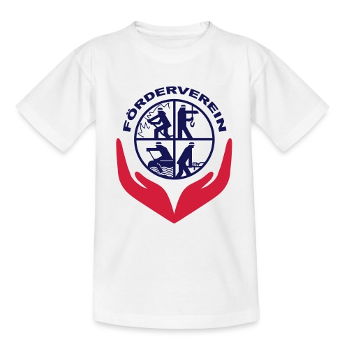 Symbol_FVFFG_3Color_NEU - Teenager T-Shirt