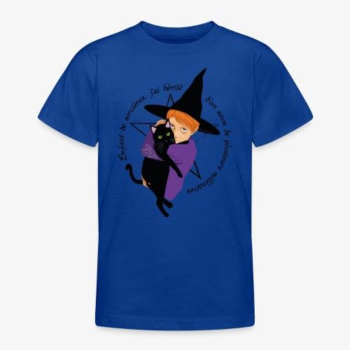 Enfant de sorcières - T-shirt Ado