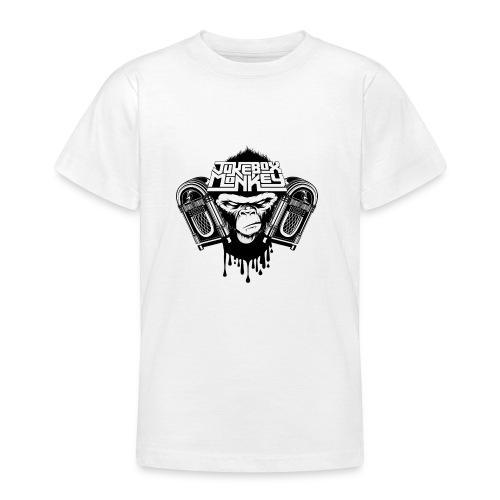 Jukebox Music Monkey - T-shirt Ado