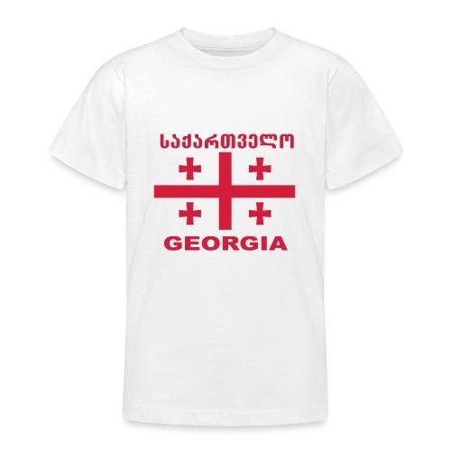 geo1 - Teenager T-Shirt