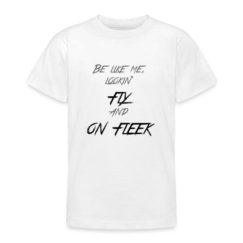 clothing design-1 - Teenage T-Shirt