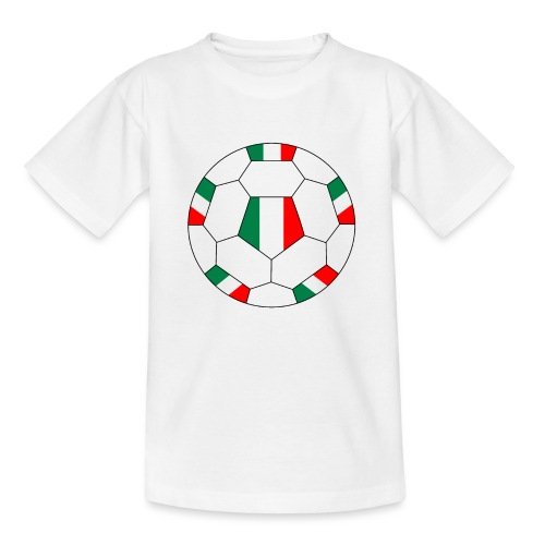Italien Fußball - Teenager T-Shirt
