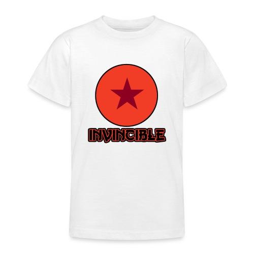 Invincible - Teenager T-Shirt