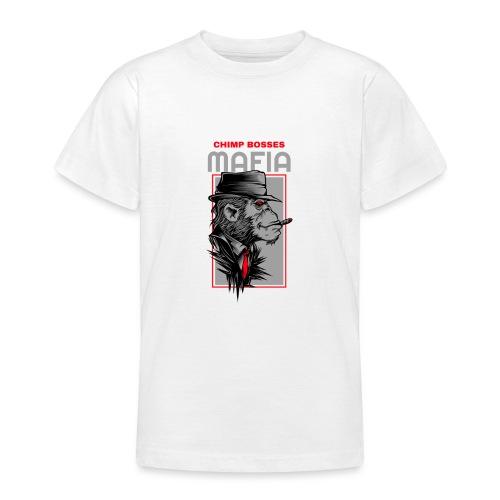 Chimp Bosses Mafia - Teenager T-Shirt