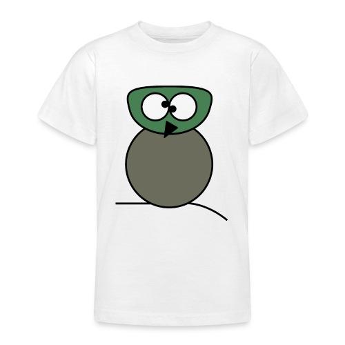 Owl crazy - c - T-shirt Ado