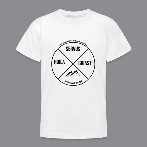 Hoila Servis Griasti - Teenager T-Shirt
