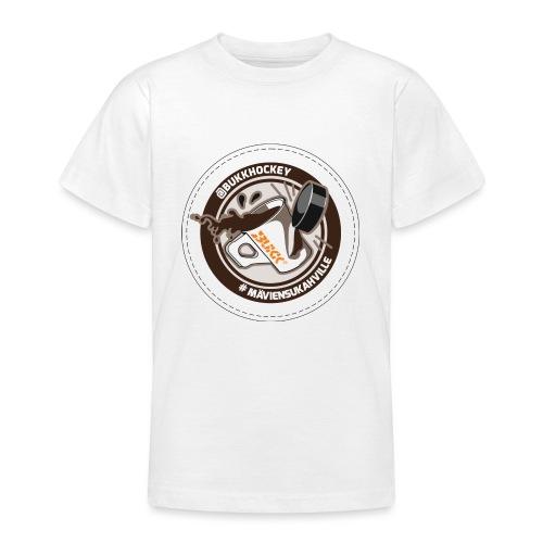 BUKK EMBL maviensutkahville - Nuorten t-paita