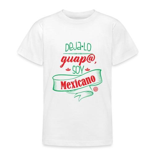 Deja lo Guap@ - Camiseta adolescente