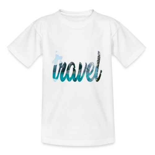 Travel - Teenager T-Shirt