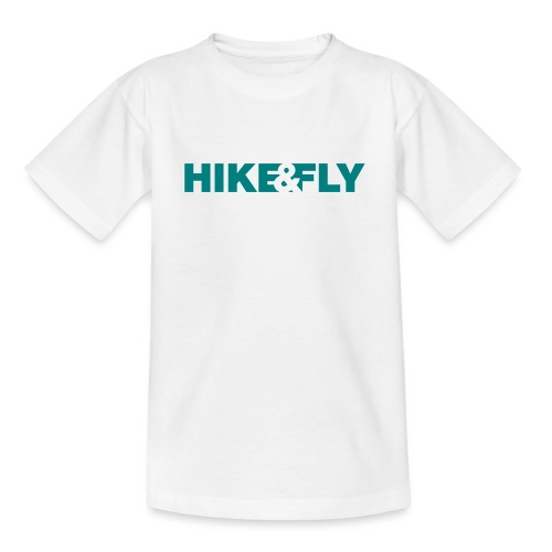 Hike Fly - Teenager T-Shirt