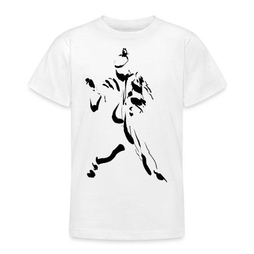 kung fu ink - Teenage T-Shirt